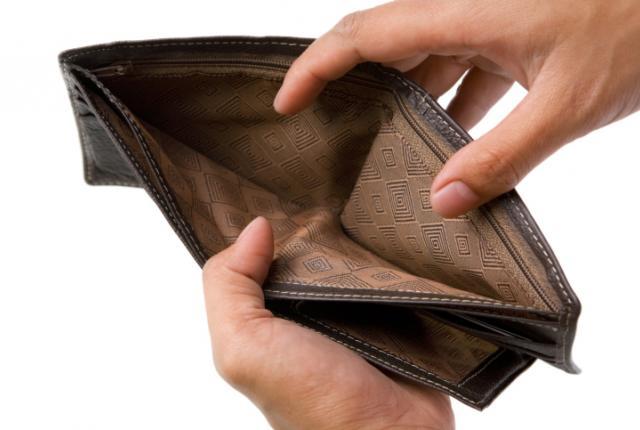 geldprobleme